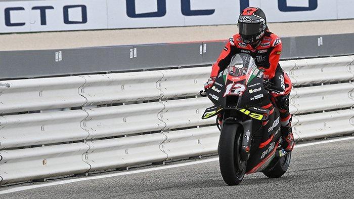 Jadwal MotoGP 2021 Amerika, Maverick Vinales Akui Kesulitan Kendarai Motor Aprilia