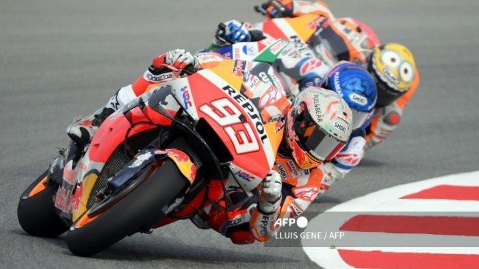 JADWAL MotoGP 2021 Jerman, Marc Marquez Hadapi Sachsenring dengan Situasi Berbeda