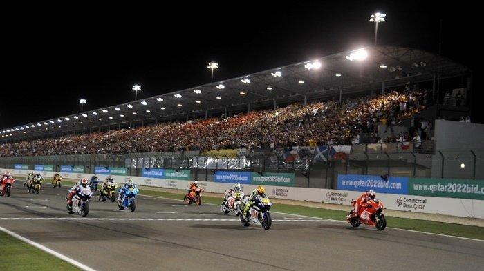 Starting MotoGP Doha, Jorge Martin dan Johann Zarco Mengisi Baris Terdepan, Rossi Urutan Ke-21