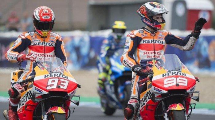 Jadwal MotoGP 2021 – Marquez Tak Raih Podium, Prediksi Lorenzo Akurat