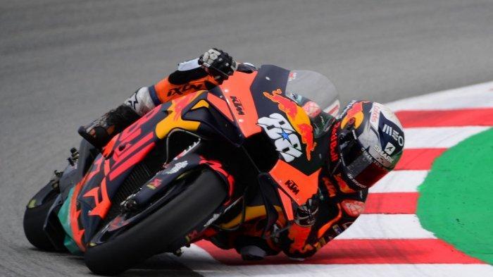 Ilustrasi, jadwal MotoGP 2021, Miguel Oliveira akan ikuti gaya Marc Marquez di sirkuit Sachsenring, GP Jerman akhir pekan ini.