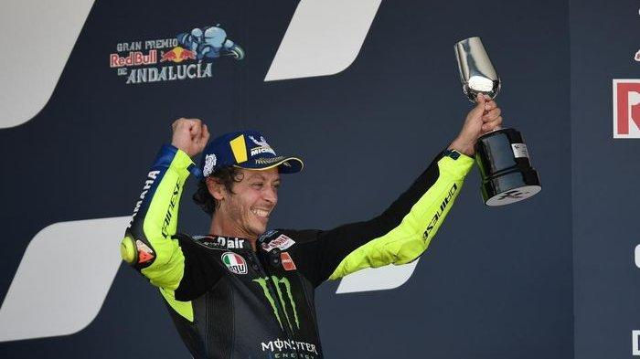 Jadwal MotoGP 2021, Rossi Antusias Jelang Balapan di MotoGP Spanyol