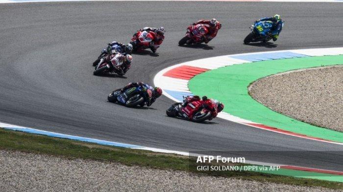 LIVE MotoGP 2021 Aragon di Trans7 12 September 2021 Mulai Pukul 19.00 WIB