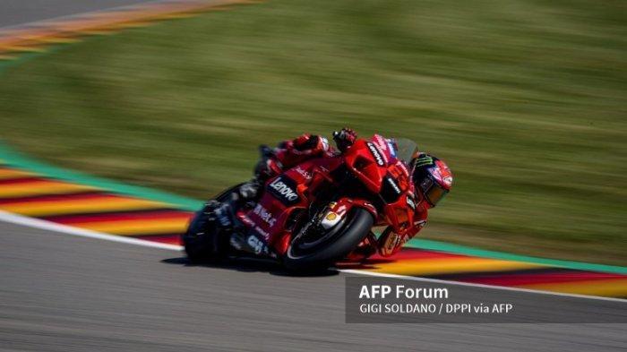 MotoGP 2021 San Marino, Bos Ducati Sebut Francesco Bagnaia Pebalap Sensitif