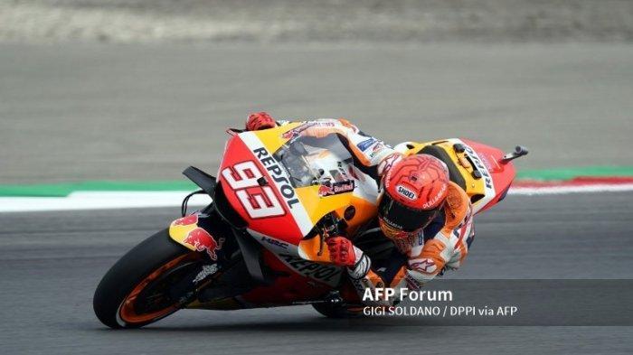 Ilustrasi. Jadwal MotoGP 2021 Styria, Ini Target Marc Marquez Usai Libur Musim Panas w