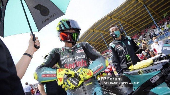 Jadwal MotoGP 2021 Styria, Valentino Rossi Ungkap Targetnya di Paruh Kedua Musim