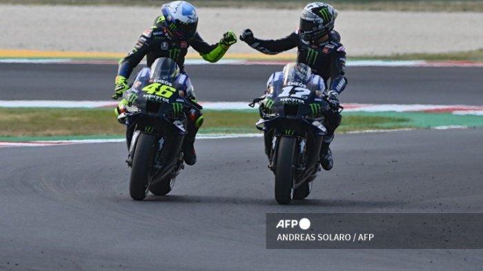JADWAL MotoGP 2021 Styria, Valentino Rossi Jadi Penentu Komposisi Grid Musim Depan