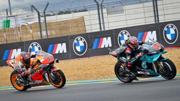 Ilustrasi. Jadwal MotoGP Aragon 2020, latihan bebas hingga lomba.
