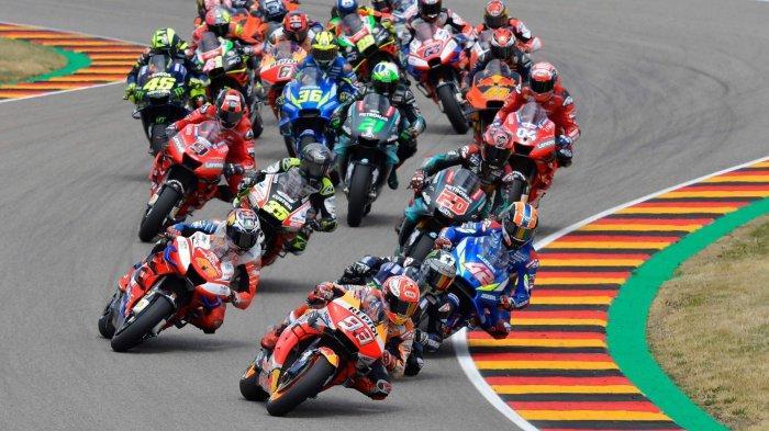 Jadwal MotoGP Valencia 2020, FP1-FP2, Kualifikasi, dan Race