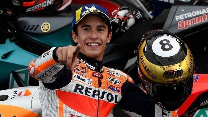 JADWAL MotoGP Portugal 2021, Marc Marquez Akan Hadapi Sejumlah Masalah