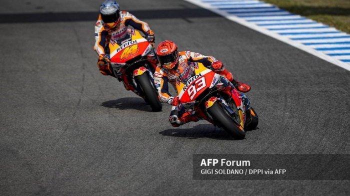 Jadwal MotoGP Styria 2021, di Bawah Marquez, Pol Espargaro Bertekad di Paruh Kedua