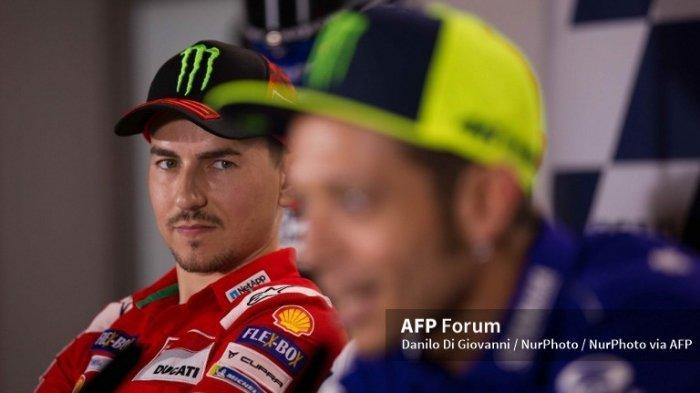 Jadwal MotoGP Styria 2021, Lorenzo Berani Bertaruh Rossi Akan Pensiun Tahun Ini