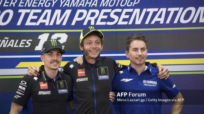 Jadwal MotoGP Styria 2021, Jorge Lorenzo Angkat Bicara Atas Kepergian Vinales dari Yamaha
