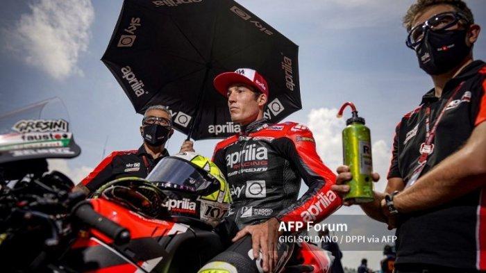 Jadwal MotoGP Styria 2021, Aleix Espargaro Ungkap Kelemahan Aprilia