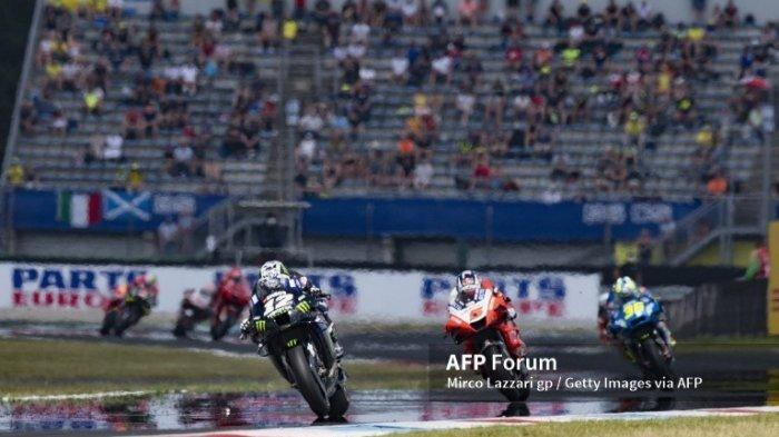 Jadwal MotoGP Styria 2021, Maveric Vinales Frustrasi Tak Mampu Raih Pencapaian 100 Persen