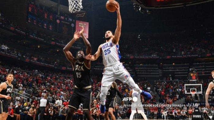 Jadwal NBA 2021-2022, Toranto Raptors vs Philadelphia 76ers Selasa 5 Oktober 2021