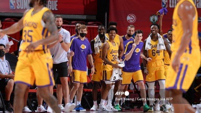 Jelang Jadwal NBA ke -75, LA Lakers Dipenuhi Pemain Peraih 7 Kali Lebih NBA All-Star
