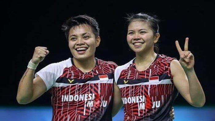 Jadwal Olimpiade Tokyo 2020 Cabor Bulu Tangkis, Tim Ganda Putri Buka Perjuangan Indonesia