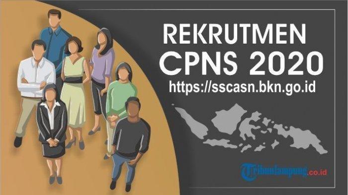 Jadwal dan Waktu Pelaksanaan Tes SKD CPNS 2019 di Lampung serta Tata Tertib Peserta