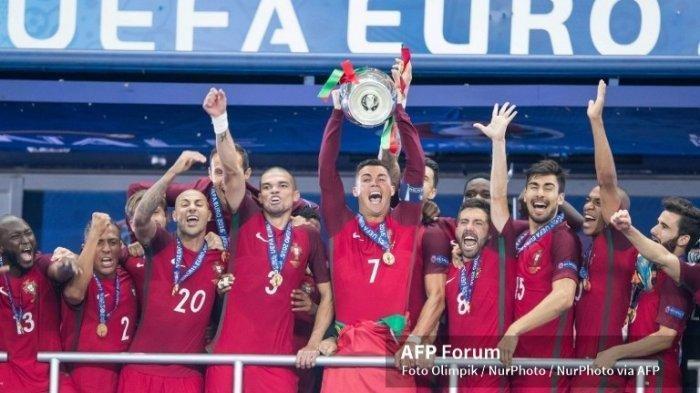 Jadwal Pembukaan Euro 2021, Lihat Hadiah yang Diterima Juara Piala Eropa