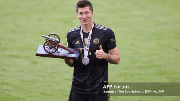 JADWAL Pembukaan Euro 2021, Robert Lewandowski Potensi Bawa Pulang Sepatu Emas