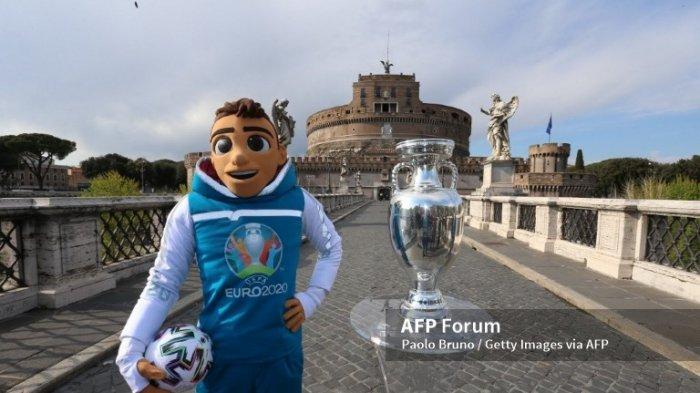 Ilustrasi. Jadwal Pembukaan Euro 2021, mengenal sosok Skillzy si terampil yang dijadikan sebagai maskot resmi Euro 2021.