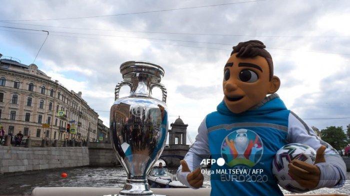 Jadwal Opening Ceremony Euro 2021, Live Streaming RCTI Turki vs Italia Malam Ini
