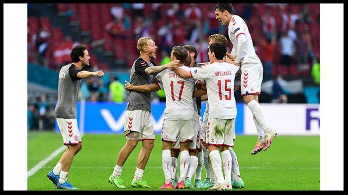 JADWAL Perempat Final Euro 2020 Ceko vs Denmark 3 Juli 2021 Tayang di Mola TV