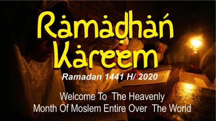 Jadwal Imsak Ramadhan 2020 di Bandung 24 April 2020