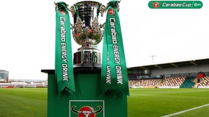 Jadwal Semifinal Piala Liga Inggris, Big MatchDerbi Man United vs Man City Live di Mola TV