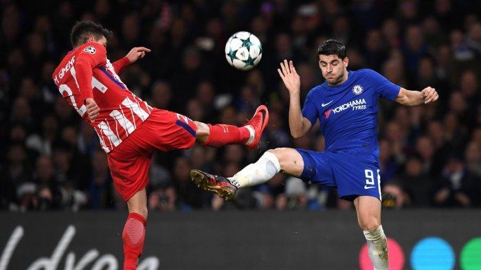 Jadwal Liga Champions 2021-2022, Atletico Madrid vs Liverpool, FC Porto vs AC Milan
