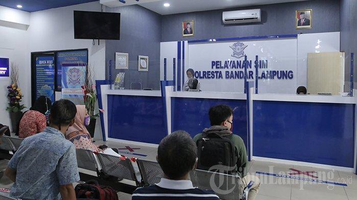 JADWAL SIM Keliling di Bandar Lampung serta Syarat Buat SIM yang Harus Dibawa