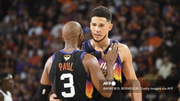 Jadwal Suns vs Bucks Final NBA 2021, Chris Paul Disebut Bagus Memimpin Tim