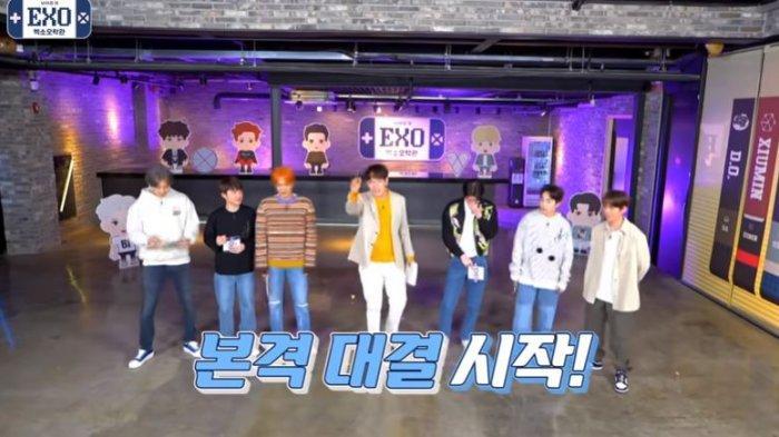 jadwal tayang EXO Arcade season 2