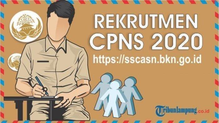 Jadwal Tes SKD CPNS 2019 Bandar Lampung Mulai Senin, 17 Februari 2020 Pukul 16.30 WIB