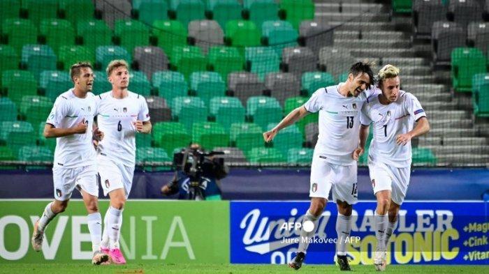 Jelang Euro 2021, Bersama Roberto Mancini Timnas Italia Menjadi Tim Yang Sulit Dikalahkan