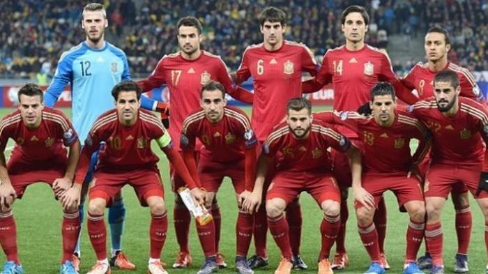 Ilustrasi, jadwal Timns Spanyol di Euro 2021