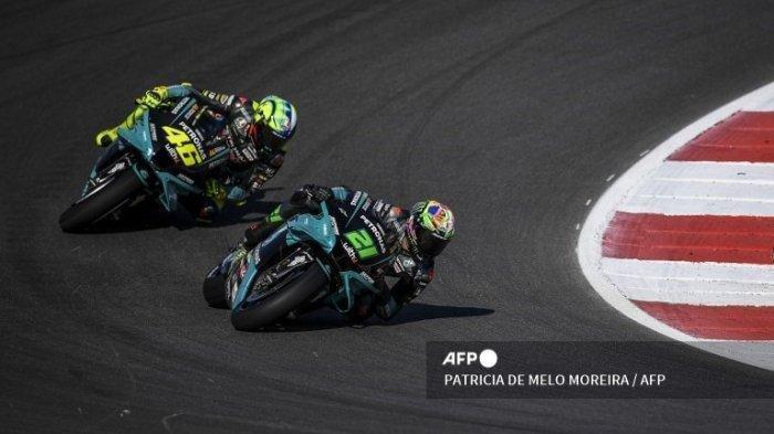 JADWAL MotoGP2021Styria,Petronas Yamaha SRT Lakukan Inovasi Demi Manjakan Pebalap