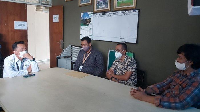 Jajaran Manajer Tribun Lampung Silaturahmi ke UIN Raden Intan Lampung