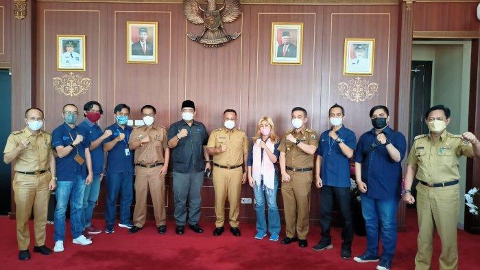 Bupati Lampung Selatan Berharap Media Dapat Menjadi Sarana Informasi yang Edukatif
