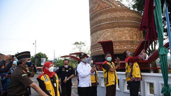 Ketua DPRD Provinsi Lampung Hadiri Acara Pergantian Nama Ruas Jalan Wolter Monginsidi