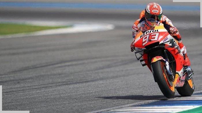 Jam Berapa MotoGP Jerez 2021 Dimulai, Saksikan Live MotoGP Spanyol 2021