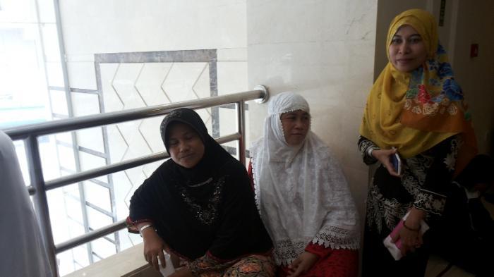 Jelang Wukuf, Jamaah Haji Lampung Diperiksa Kadar Gula Darahnya