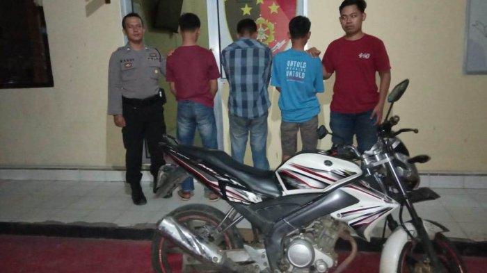 BREAKING NEWS Jadi Komplotan Jambret di Jalinbar, 3 Pelajar Digulung Polisi