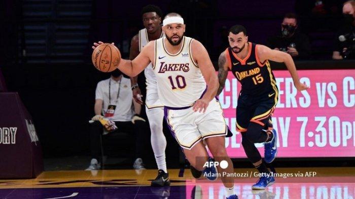 LA Lakers Kehilangan Sosok Jared Dudley yang Pindah ke Dallas Mavericks