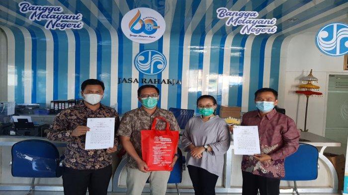 PTS Terbaik di Lampung, Universitas Teknokrat Jalin Kerja Sama Program Magang dengan Jasa Raharja