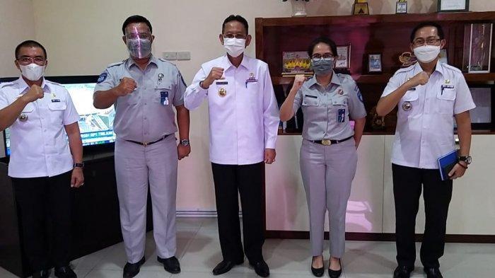 Adi Erlansyah Kunjungi Jasa Raharja Lampung