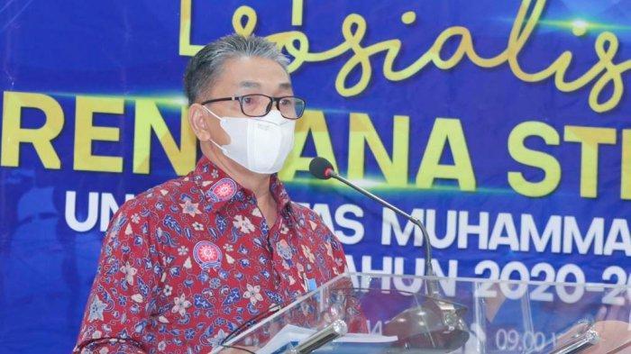 Sosialisasi Renstra , Rektor UM Metro Minta Pimpinan Pahami Isi dan Pelaksanaan