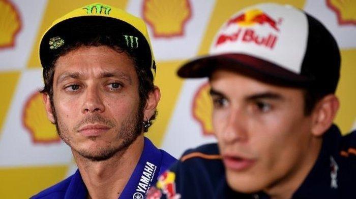 JELANG Balap MotoGP Prancis 2021, Klaim Marc Marquez Makin Kuat hingga Janji Rossi