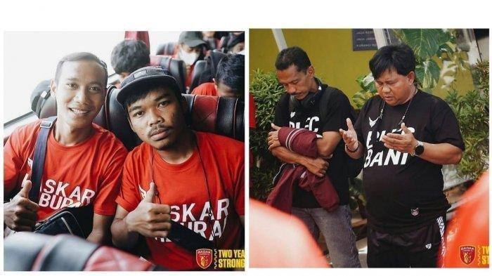 Badak Lampung FC Bergerak Menuju Tangerang Jelang Liga 2 2021